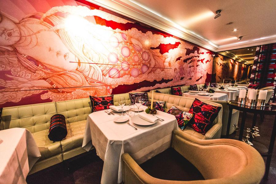 Masha Restaurant restaurant