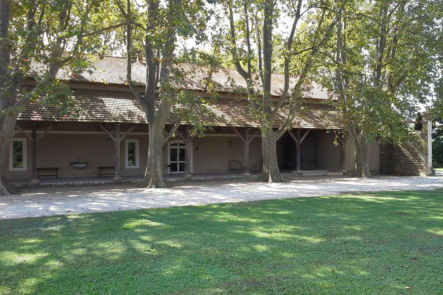 Château de Vergières Jardins salles de réception