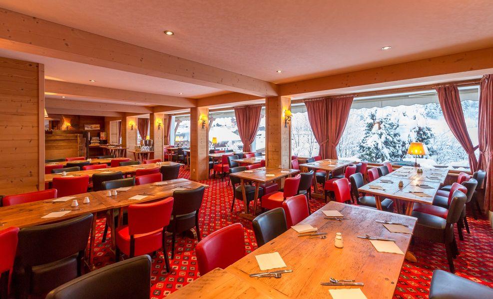 Hôtel Beaulieu ** Salle petit déjeuner