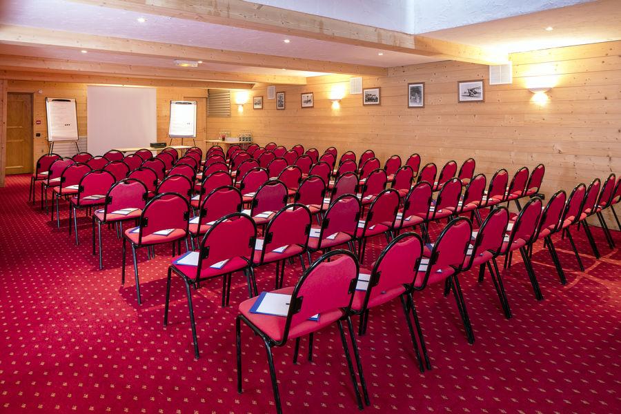 Hôtel Beaulieu ** Salle Aravis Nord