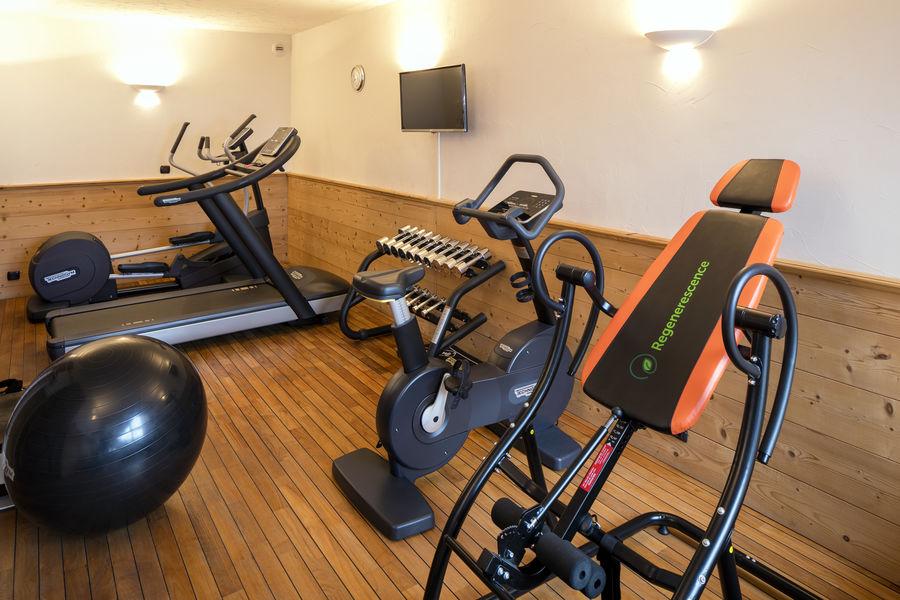 Hôtel Beaulieu ** Salle de sport du Carlina