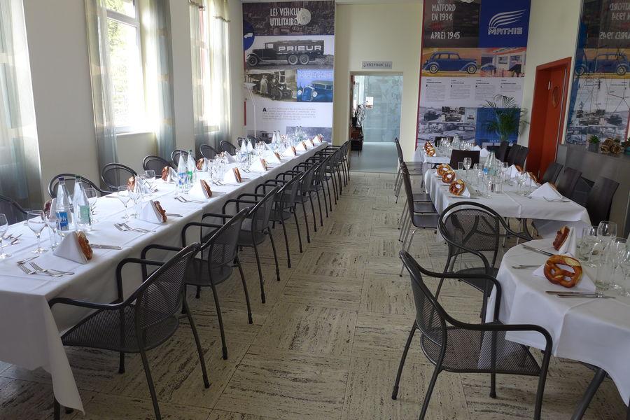 Villa Mathis *** Salle Bar e, mode repas assis