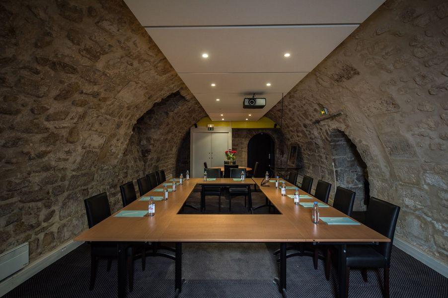 Hôtel du Jeu de Paume Salle de réunion