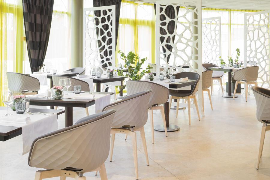 Le Richebourg Hôtel Restaurant & Spa **** Restaurant