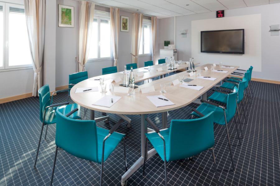 Le Richebourg Hôtel Restaurant & Spa **** Salle de séminaire