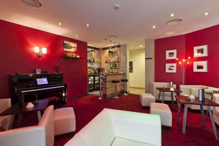 Le Richebourg Hôtel Restaurant & Spa **** Bar
