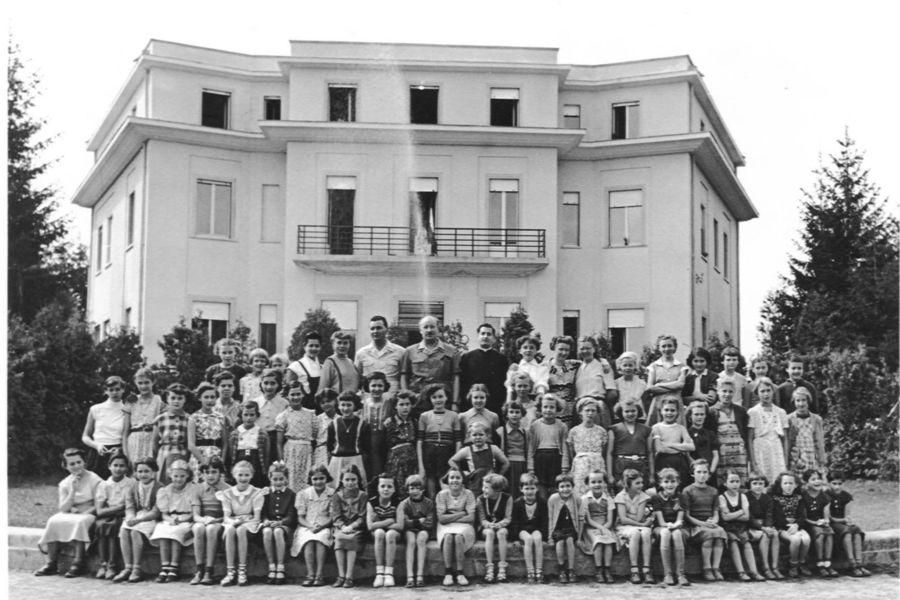 Villa Mathis *** Ancienne colonie de vacances 1950