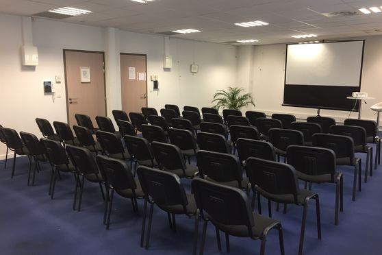 Grande salle de conferences