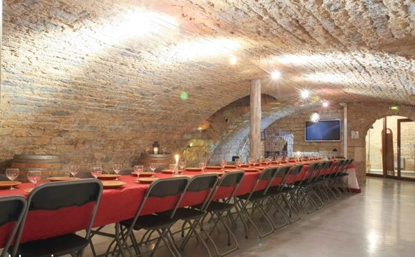 Le Caveau Villa Pernot