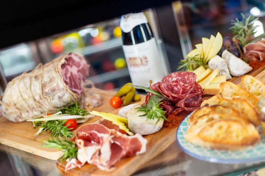 Novotel Marne-la-Vallée Noisy-le-Grand **** Bar Gourmet