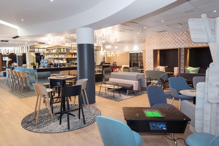 Novotel Marne-la-Vallée Noisy-le-Grand **** Bar Gourmet Bar