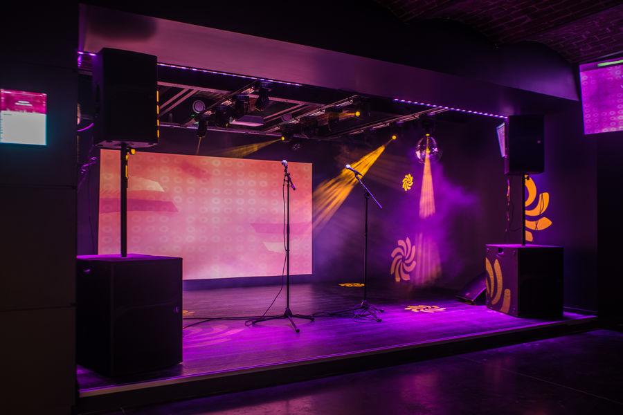 KaraFun Bar Big Stage - max : 70 personnes - karaoké ou quiz musical
