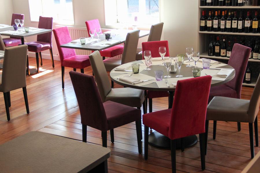 L'avenue Carnot  la salle de restaurant de l'Avenue Carnot restaurant