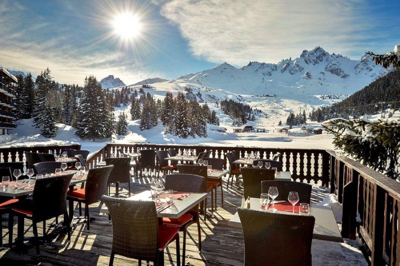 Mercure Courchevel **** La Terrasse