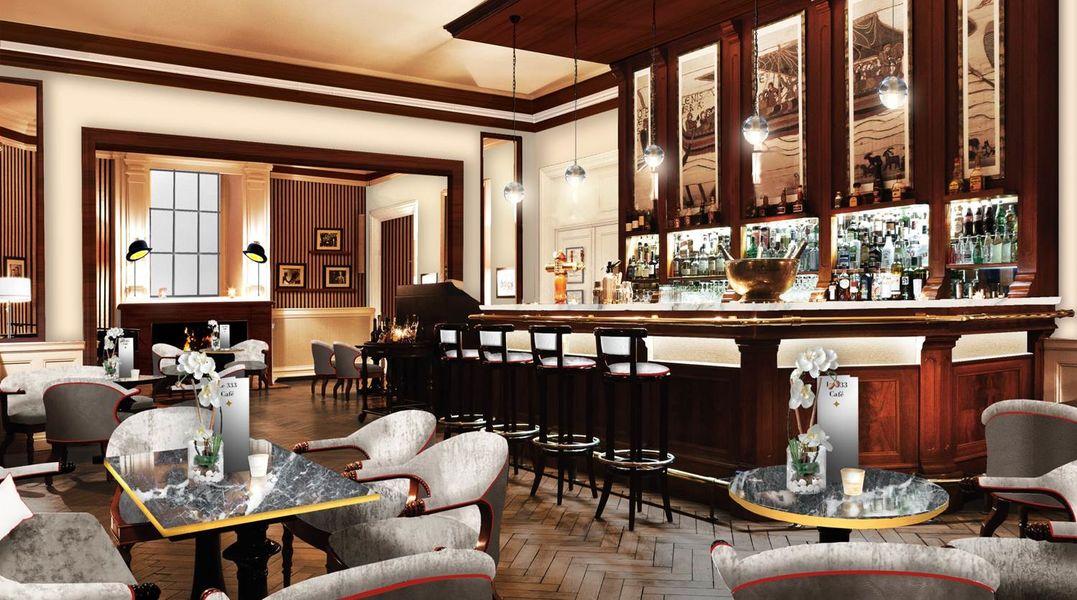 Le Grand Hôtel Dinard ***** Le 333 Café