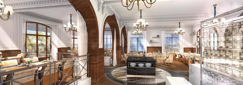 """Le Grand Hôtel Dinard ***** Restaurant """"Le George V"""""""