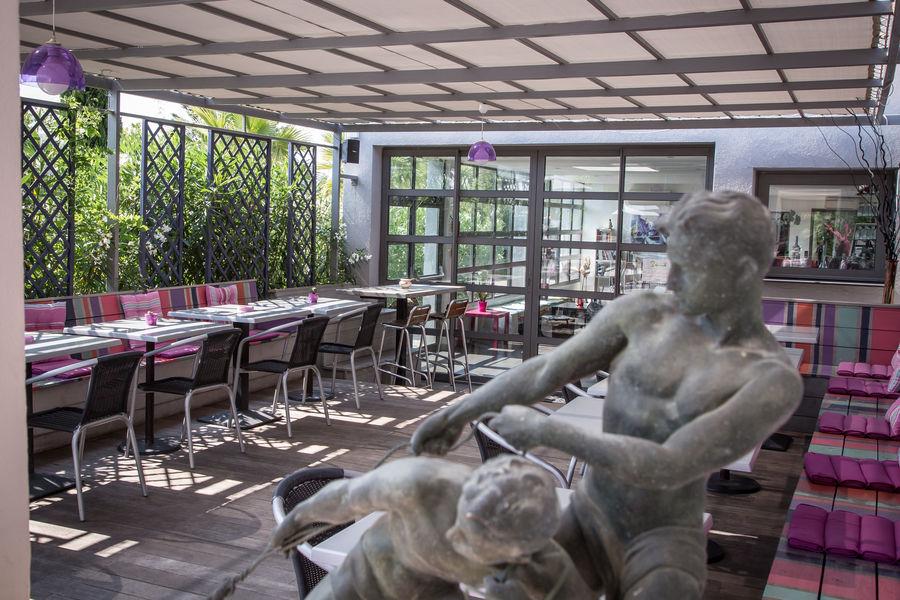 Golfe Hôtel Corse *** restaurant