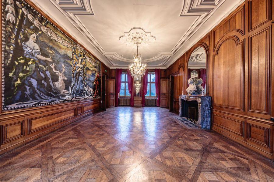Château de Vitry-la-Ville Grand Salon