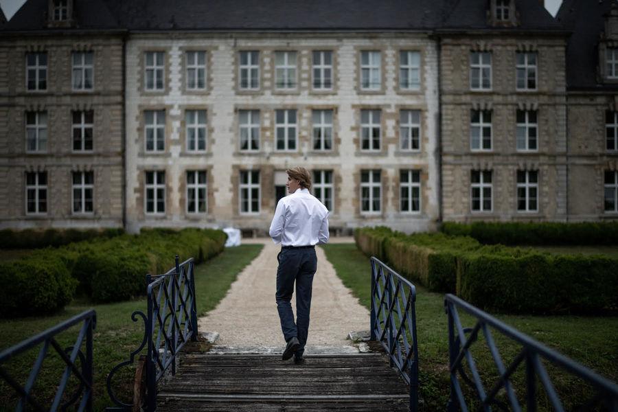 Château de Vitry-la-Ville Promenade au chateau