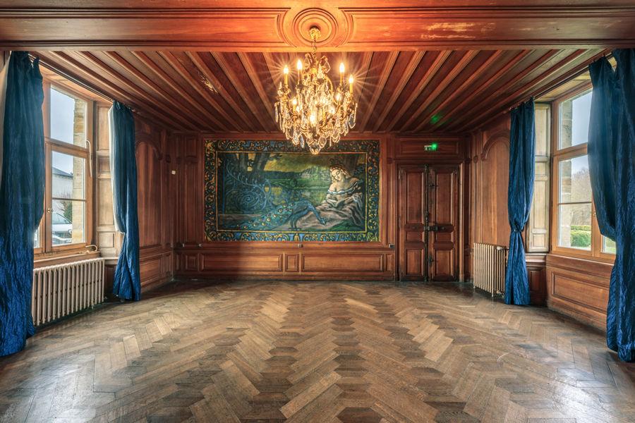 Château de Vitry-la-Ville Salon - Salle de réunion