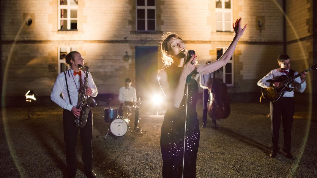 Château de Vitry-la-Ville Concert live au château