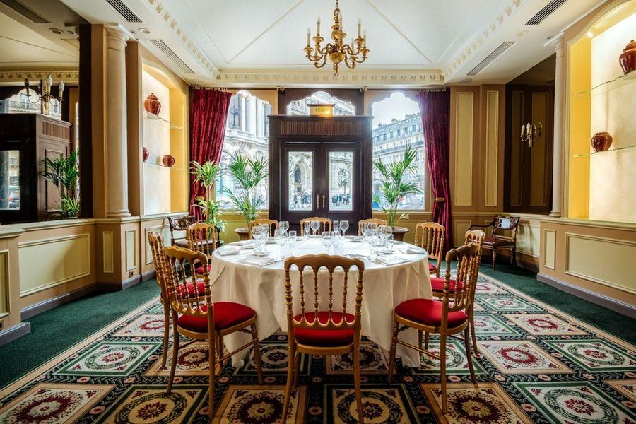 Café de la Paix Café Opéra