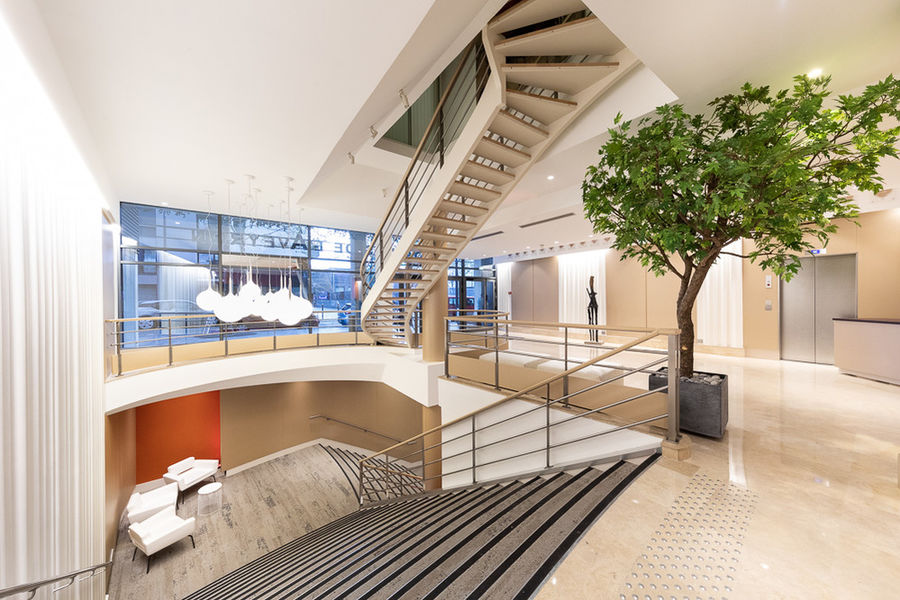 Les Salons de l'Aveyron Lobby