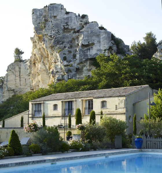 Baumanière Les Baux-de-Provence ***** Batisse