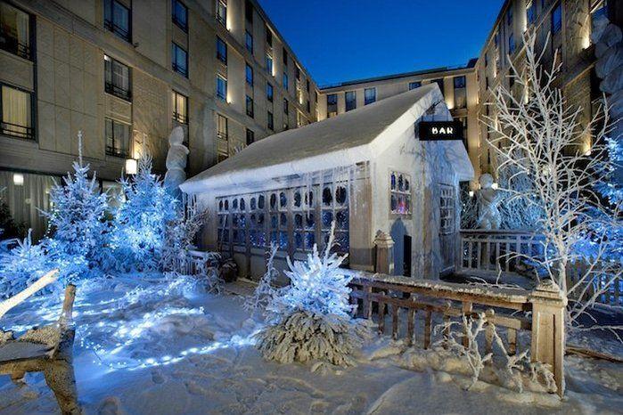 Hôtel du Collectionneur ***** Chalet d'Hiver