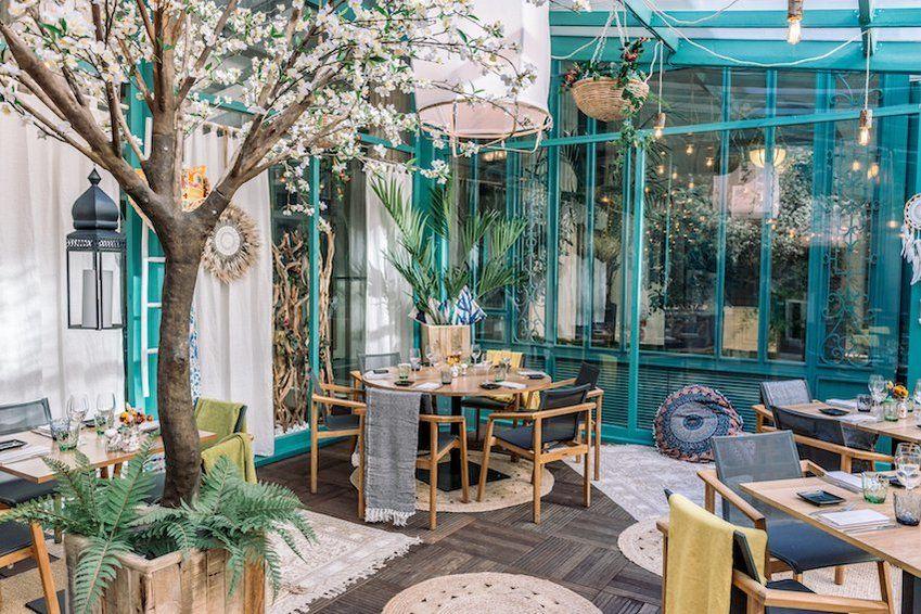 The Westin Paris - Vendôme **** Jardin d'hiver
