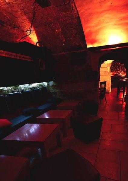 Le Lizard Lounge The Underground ( notre salle pour 30, 35 personnes)