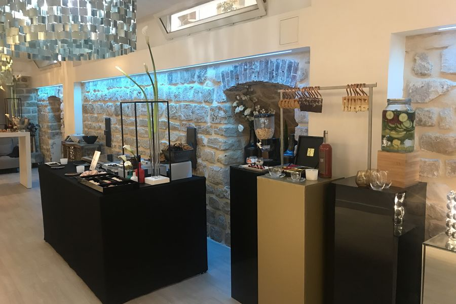 Le  B45-  Hôtel particulier & Distillerie LES VOUTES