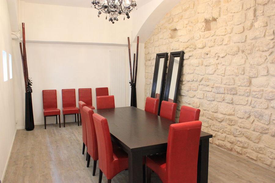 Le  B45-  Hôtel particulier & Distillerie SALON NOIR