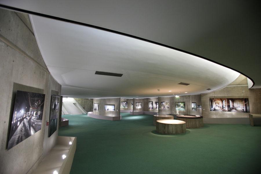 Espace Niemeyer Cafétéria et espace détente