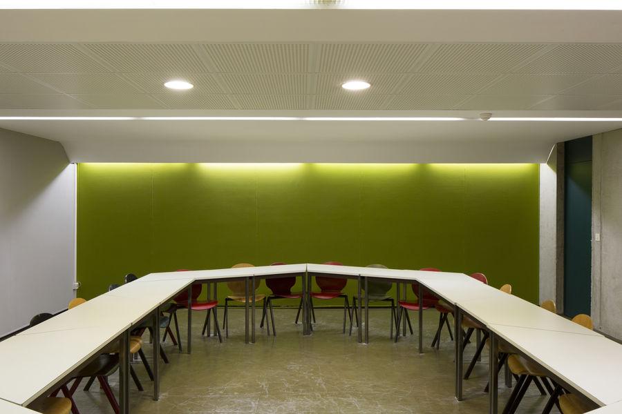 Espace Niemeyer salle de réunion 50m²