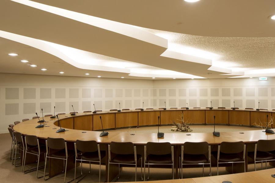 Espace Niemeyer Salle de réunion