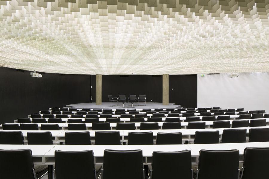 Espace Niemeyer Salle de conférence