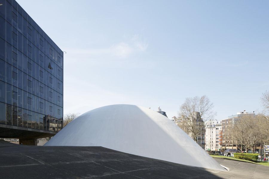 Espace Niemeyer Extérieur