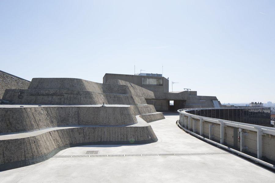 Espace Niemeyer 36