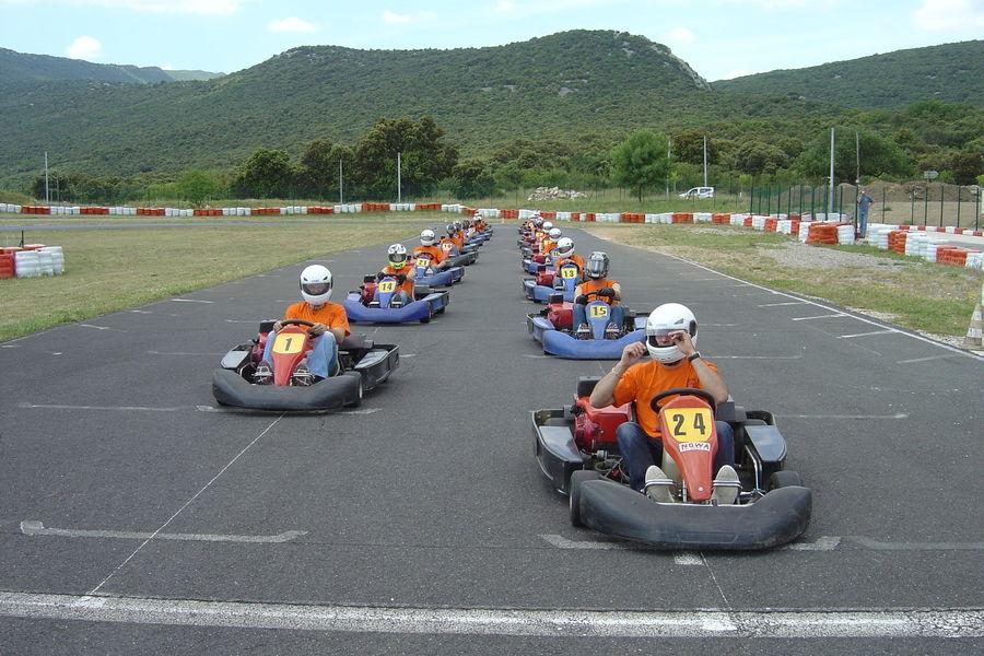 Parc Sports et Loisirs - Gorges de l'Hérault Cévennes Karting - Challenge