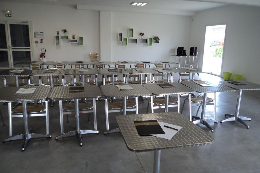 Parc Sports et Loisirs - Gorges de l'Hérault Cévennes Salle 3 - Séminaire