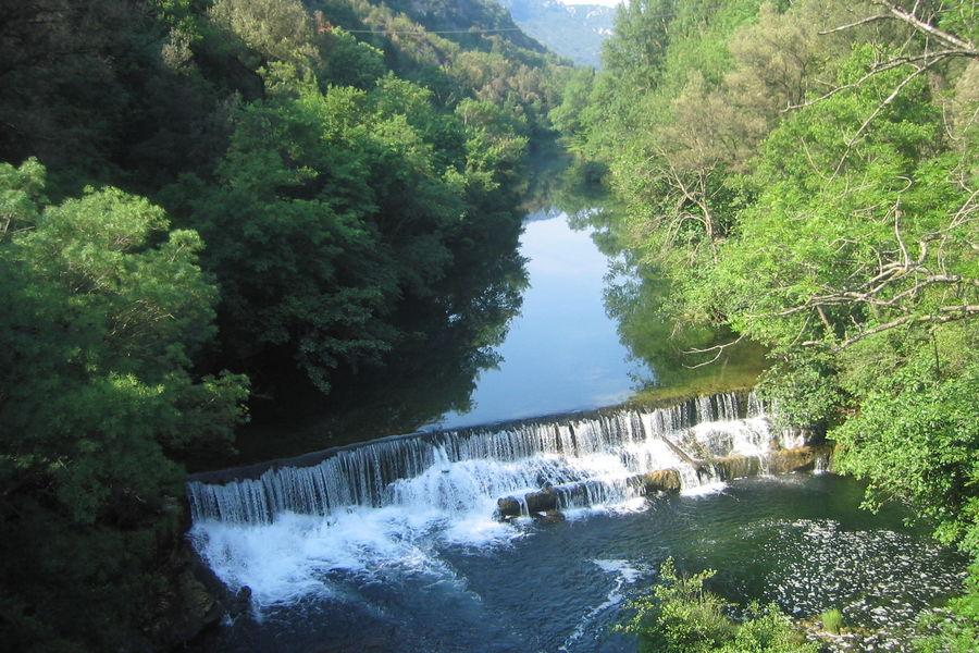 Parc Sports et Loisirs - Gorges de l'Hérault Cévennes Randonnée - Gorges de la Vis