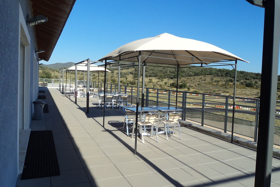 Parc Sports et Loisirs - Gorges de l'Hérault Cévennes Salle 1 - Terrasse panoramique