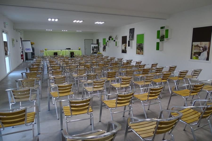 Parc Sports et Loisirs - Gorges de l'Hérault Cévennes Salle 2 - Assemblée plénière