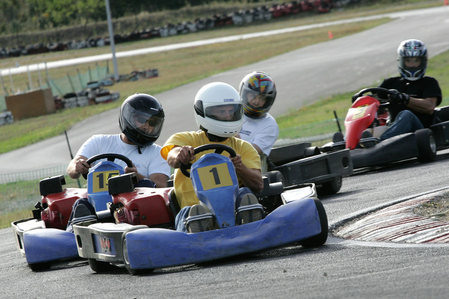 Parc Sports et Loisirs - Gorges de l'Hérault Cévennes Karting - Team Building