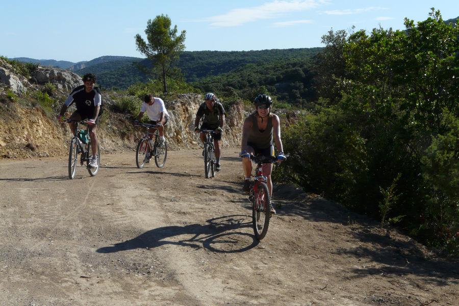 Parc Sports et Loisirs - Gorges de l'Hérault Cévennes VTT