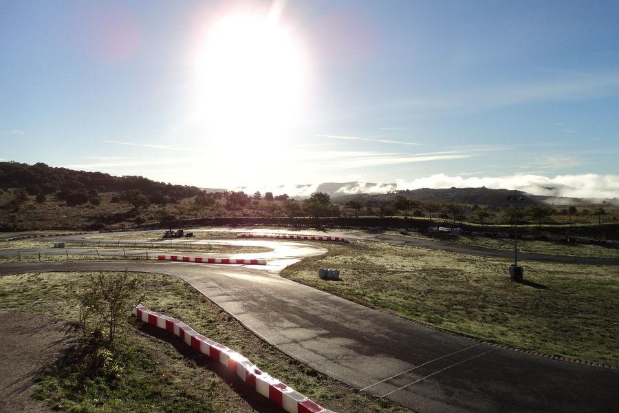 Parc Sports et Loisirs - Gorges de l'Hérault Cévennes Piste de karting - 1185 m