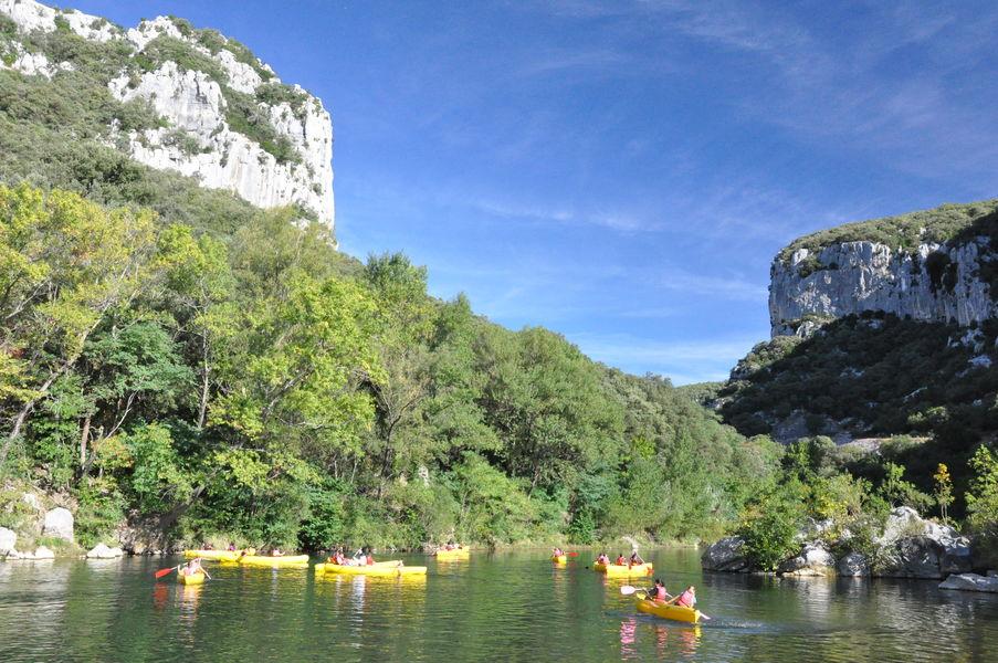 Parc Sports et Loisirs - Gorges de l'Hérault Cévennes Canoë