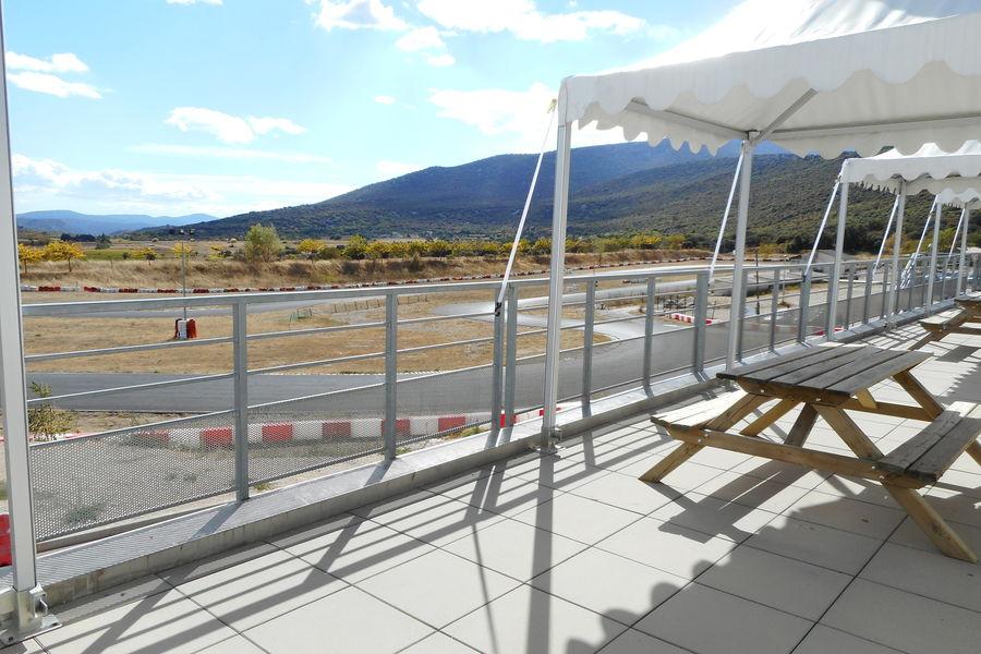 Parc Sports et Loisirs - Gorges de l'Hérault Cévennes Terrasse panoramique