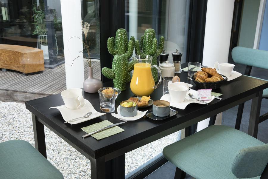 Best Western Plus Hotel de la Regate **** Petit-déjeuner